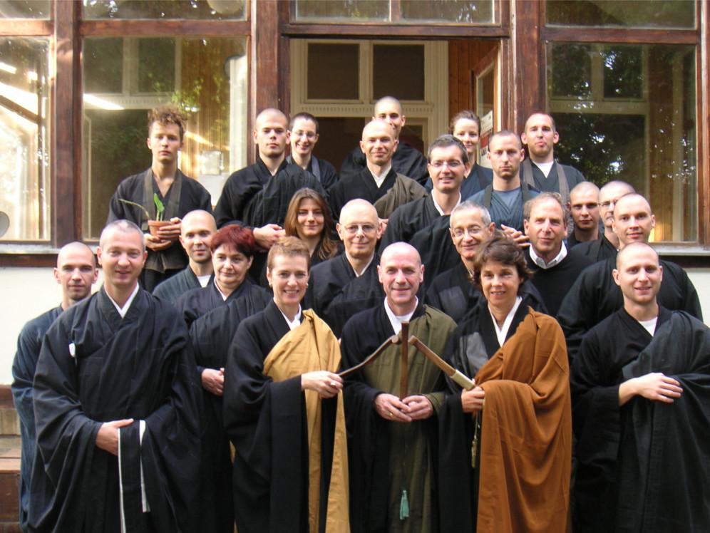 Genpo roshi tanítványai